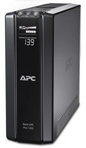 APC BR1500G-FR Back RS 1500 VA 230V LCD GREEN