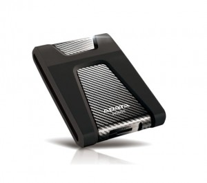 Adata DashDrive Durable HD650 1TB 2.5'' USB3.0 Czarny