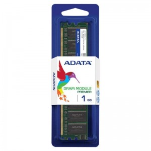 Adata DDR Premier 1GB / 400 CL3 Tray