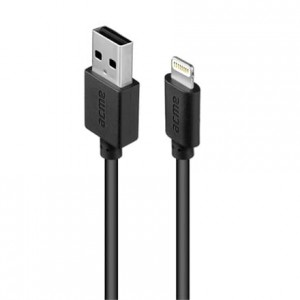 ACME Europe Kabel Lightning (M) - USB Typ-A (M) CB1031 1m